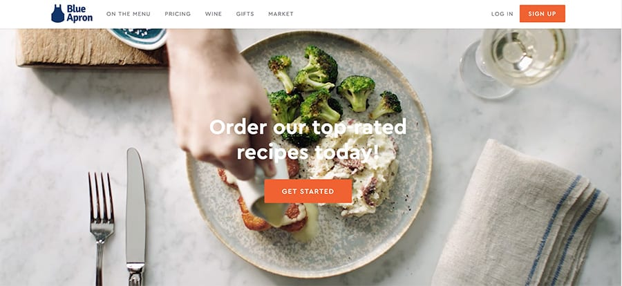 Blue Apron Review: Is The World's Biggest Food Delivery Service Also