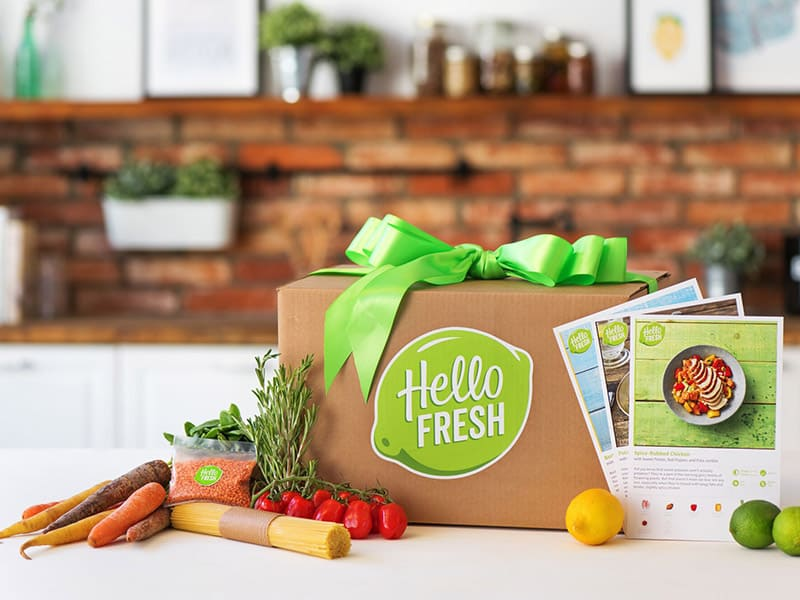 Meal Kit Delivery Service Hellofresh Outlet Coupon Promo Code