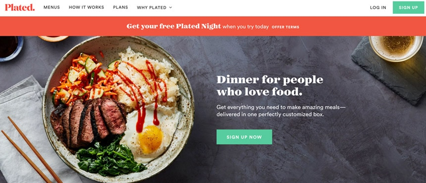Plated review is this organic meal delivery service a hit how to join choose your items forumfinder Image collections