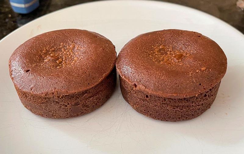 Valrhona Chocolate Lava Cake