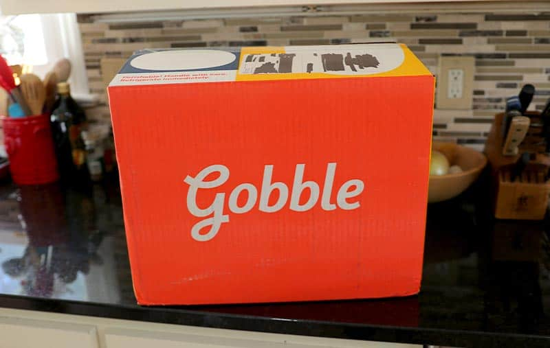 Our Gobble Box