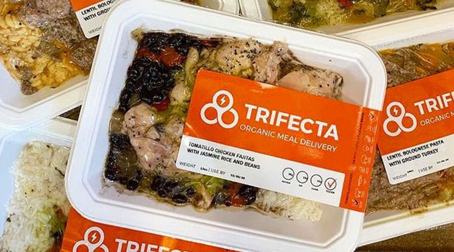 Trifecta Nutrition Meals