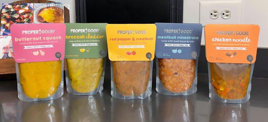 Our Proper Good Soups