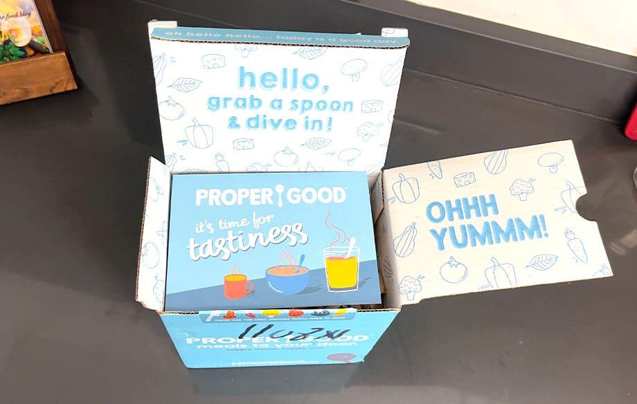 Proper Good Packaging