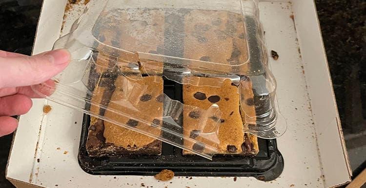 Broken Brookies Packaging